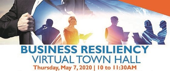 Business Resiliency Virtual Town Hall