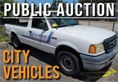 Public Auction City Vehicles