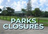 Parks Closures