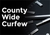 County wide curfew