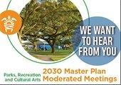 Master Plan Moderated Meetings