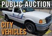 Public Auction City Vehicles