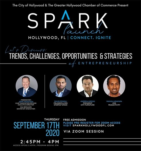 SPARK Launch Trends Challenges Opportunities & Strategies of Entrepreneurship
