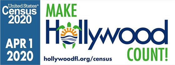 US Census 2020 Make Hollywood Count! April 1, 2020