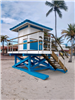 new lifeguard tower painting underway 12/23/2019