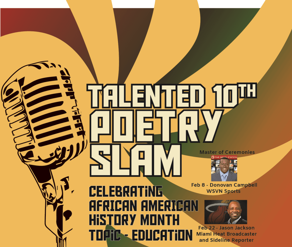 Talented 10th Poetry Slam