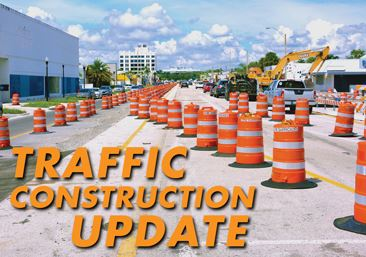 Traffic Construction Update