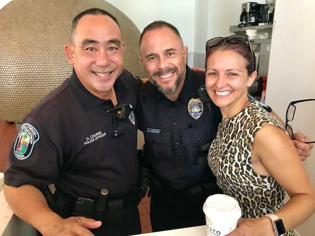 Coffee With a Cop7