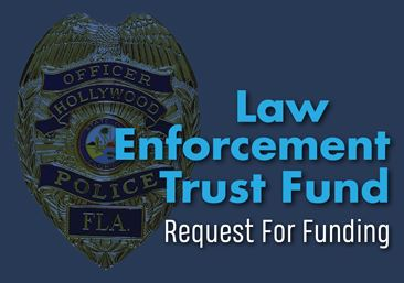 Law Enforcement Trust Fund Request for Funding Applications Now Being Accepted