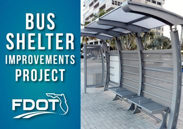 FDOT Bus Shelter Improvement Project