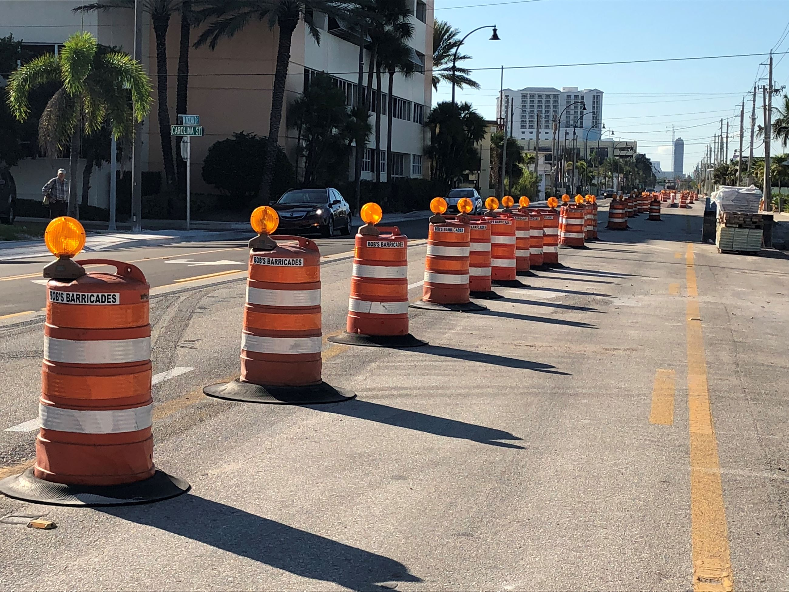 A1A Construction Project - November 19, 2018 Update