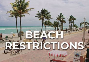 Beach Restrictions