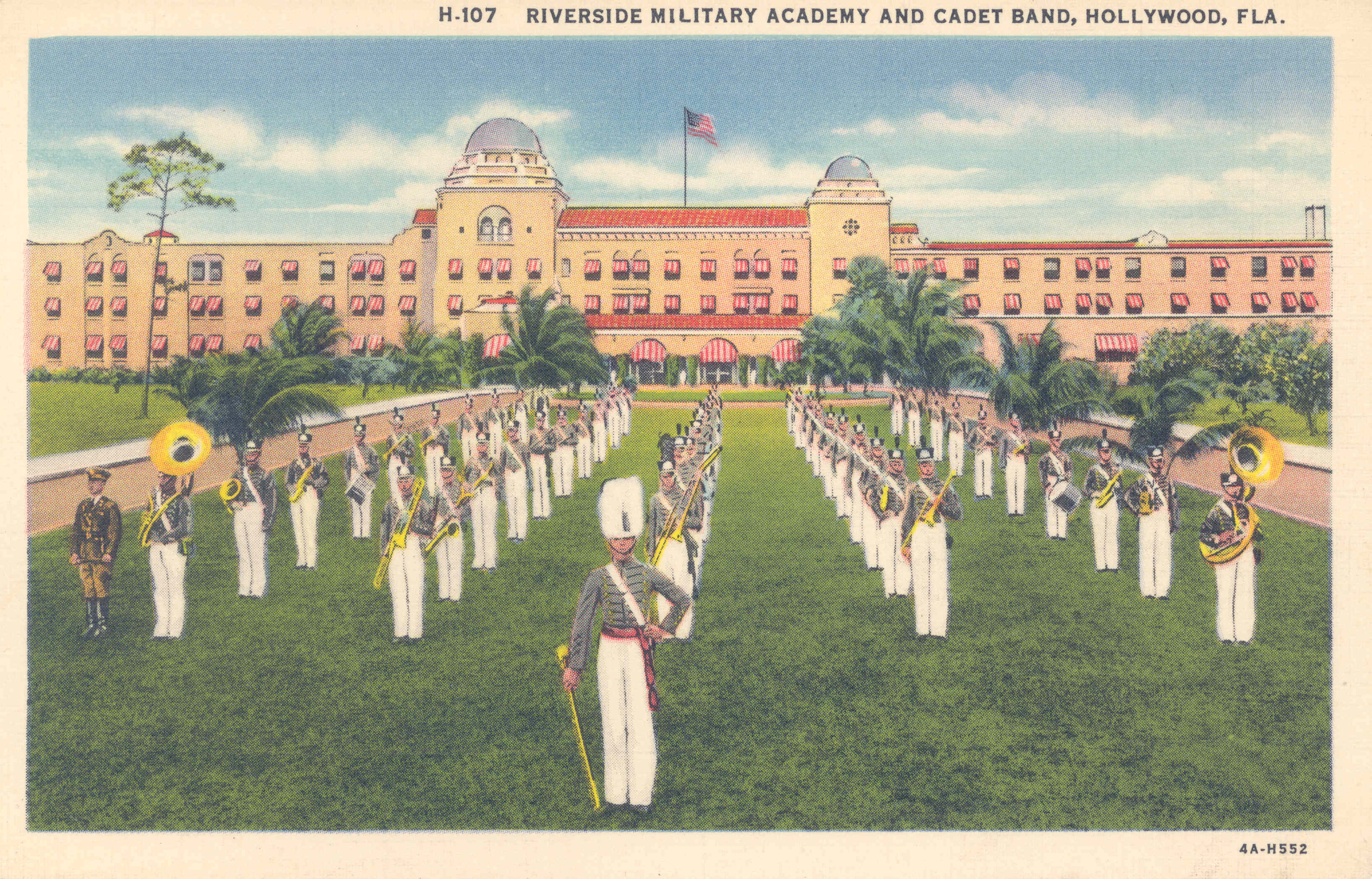 Riverside Military Academy and Cadet Band