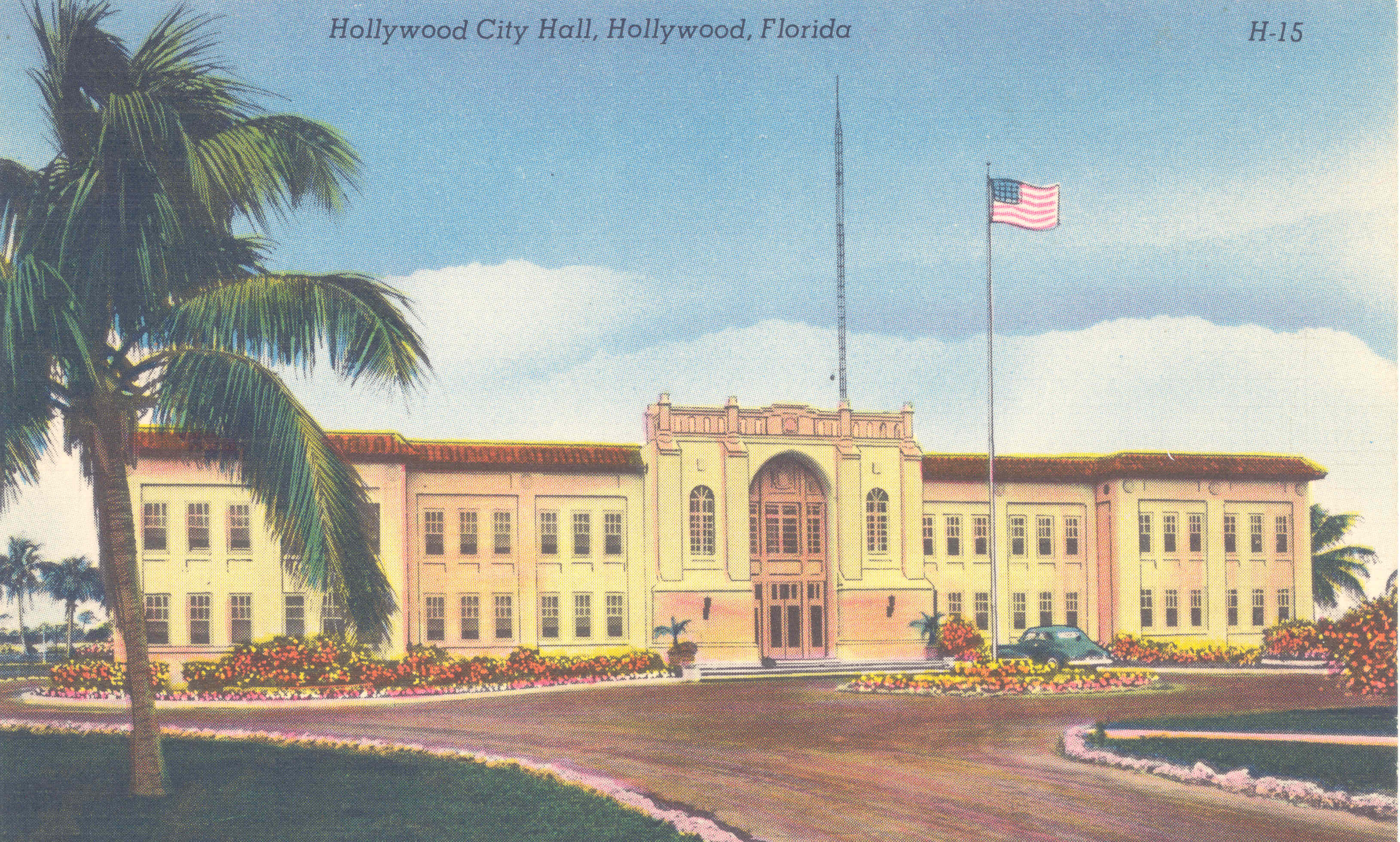 Hollywood City Hall