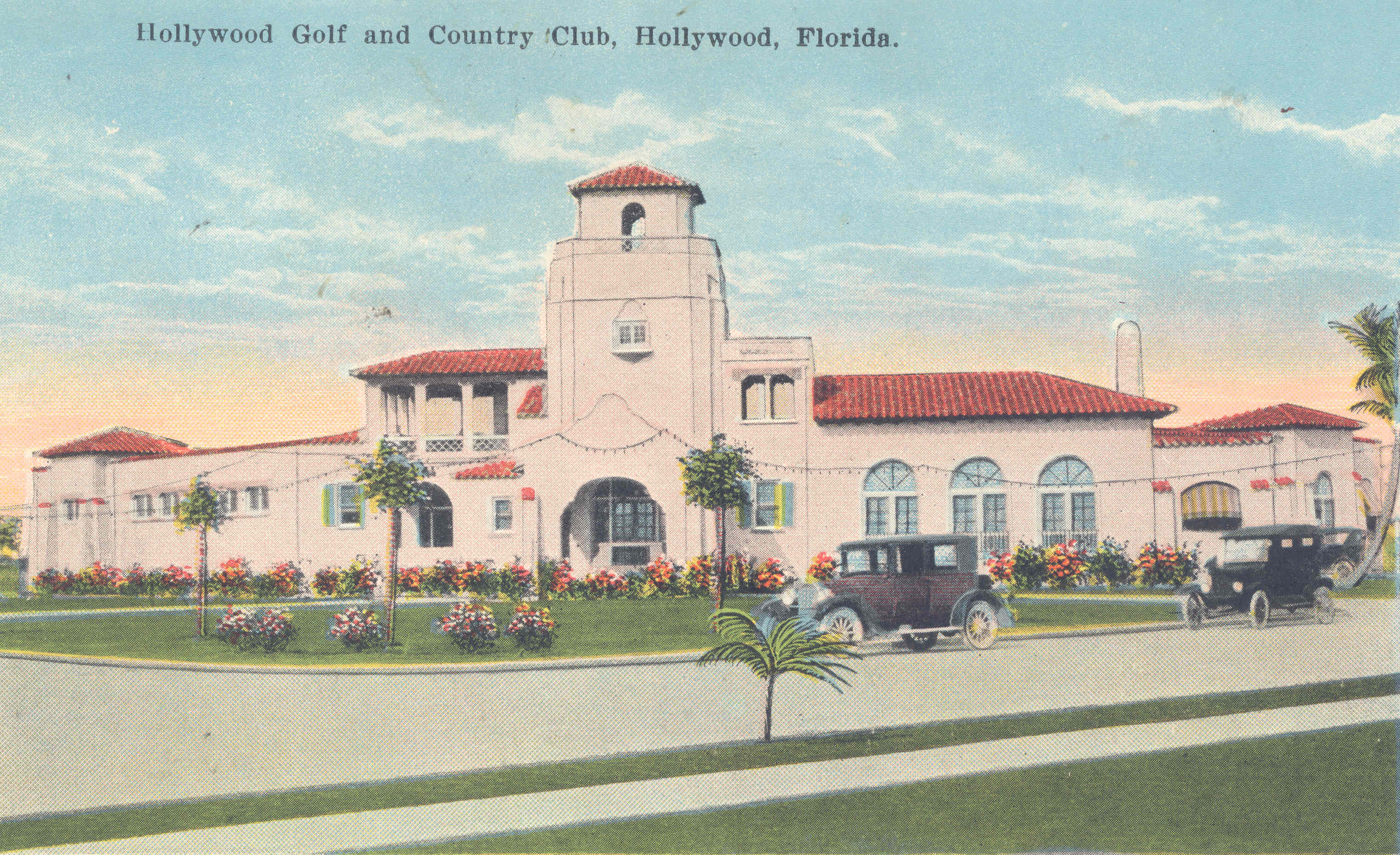 Hollywood Golf and Country Club