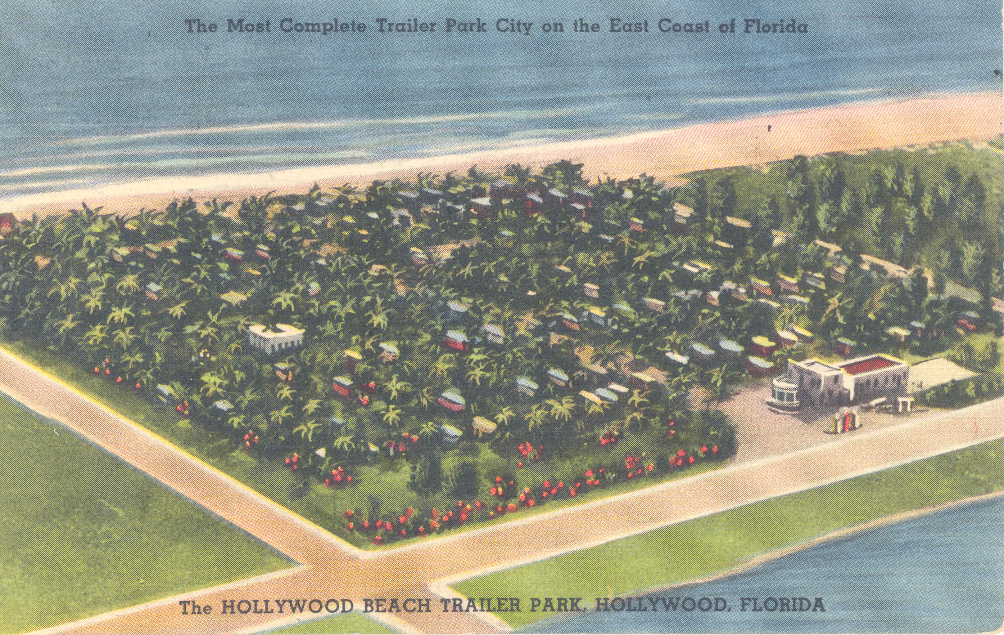 The Most Complete Trailer Park City on Fla. Coast