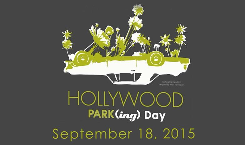 PARKing Day in Hollywood