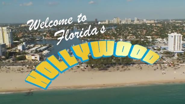 Welcome to Florida's Hollywood