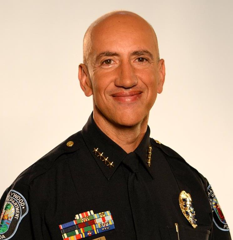 Police Chief Sanchez