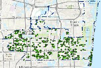 Foreclosures Map