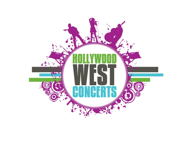 Hollywood West Concert logo