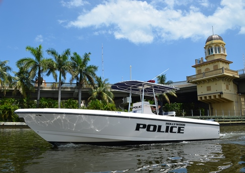 Marine Unit on Patrol