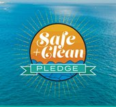 Safe + Clean Pledge