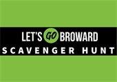 Let's Go Broward Scavenger Hunt