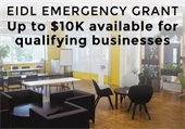 Economic Injury Disaster Loan Emergency Advance