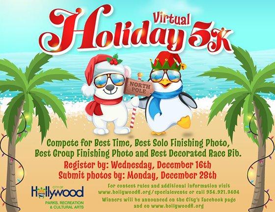 Virtual Holiday 5K