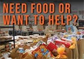 Need food or want to help?