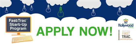 FastTrac® Start-Up Program - APPLY NOW!