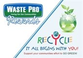 WastePro Rewards Program. Sign Up Today!