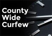 County wide curfew