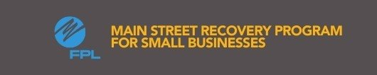 FPL Main Street Recovery Program for Small Businesses