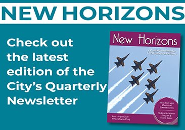 Latest edition of New Horizons