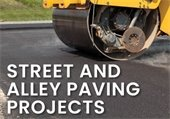 Street and Alley Paving Projects