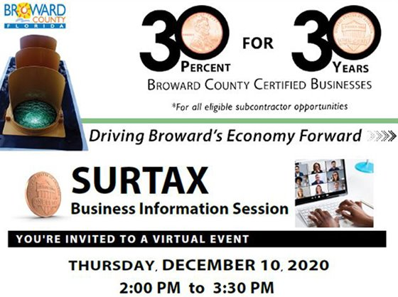 Surtax Information Session
