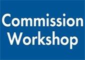 Commission Workshop