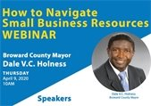 Webinar: How to Navigate Small Business Resources