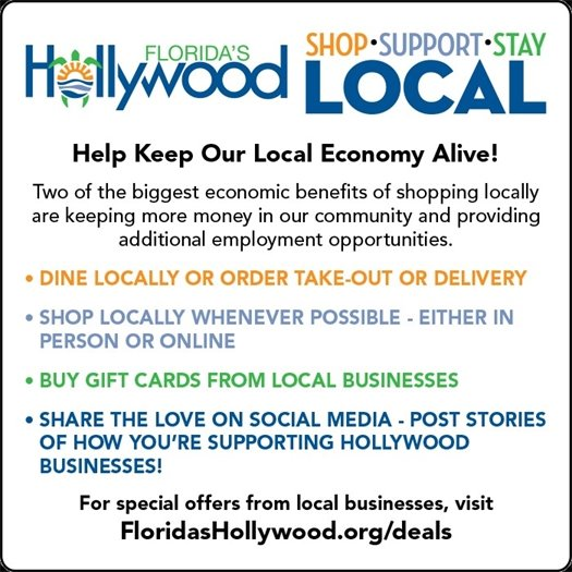 Shop Support Stay Local