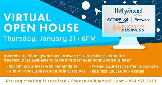 2021 Business Programs - Virtual Open House