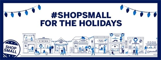 #ShopSmall For The Holidays