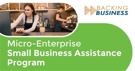Coming Soon: Micro-Enterprise Small Business Assistance Program