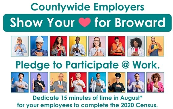 Show your Love for Broward