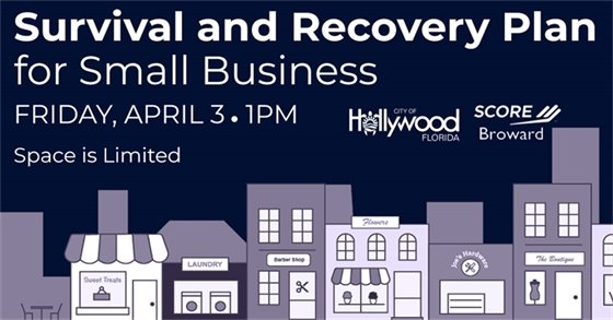 Survival & Recovery Plan for Small Business - Free Webinar