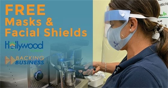 Free Masks & Facial Shields