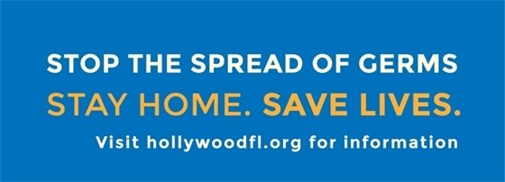 Stay Home. Save Lives
