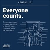 2020 Census - Everyone counts.