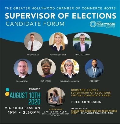 GHCC's Supervisor of Elections Candidate Forum